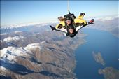 Flying!!!! Tandem Skydive over Queenstown: by sl0ggs, Views[13589]