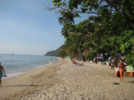My beach on Koh Chang Island