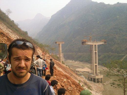 The road to Dien Bien Phu.