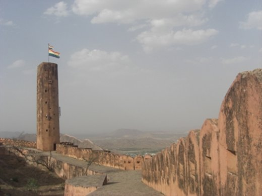 Jaigarh fort. Seems to be gay friendly