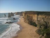 12 Apostles Beach Lookout: by slk, Views[404]