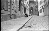 Some day, some old kind man, his bicycle and some street. It was a sweet pic. : by smalltrip, Views[208]