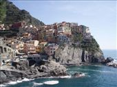 View of one of the towns in the Cinque Terre: by smartin1978, Views[584]
