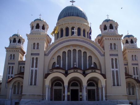 The largest Greek Orthodox cathedral in Greece