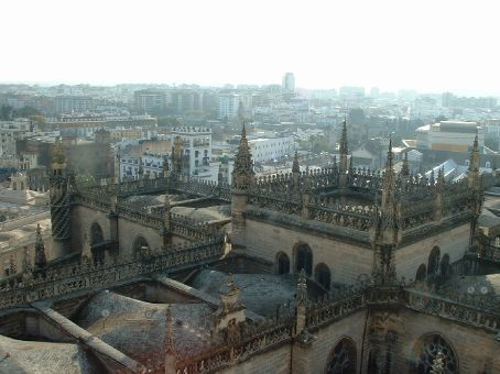 View from the Giralda (Tower)