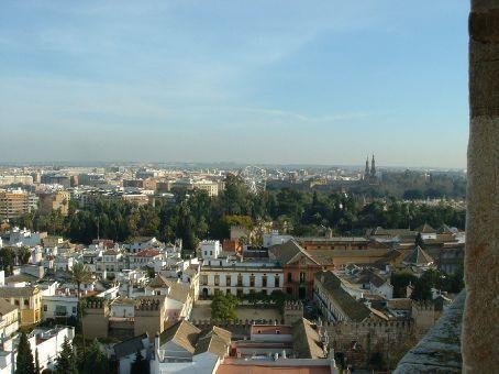 View of Sevilla