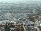 View of the bull ring from the bell tower: by smartin1978, Views[280]