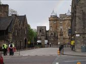 Holyrood Palace.  The Queen's residence when she's visiting Edinburgh.: by smartin1978, Views[409]
