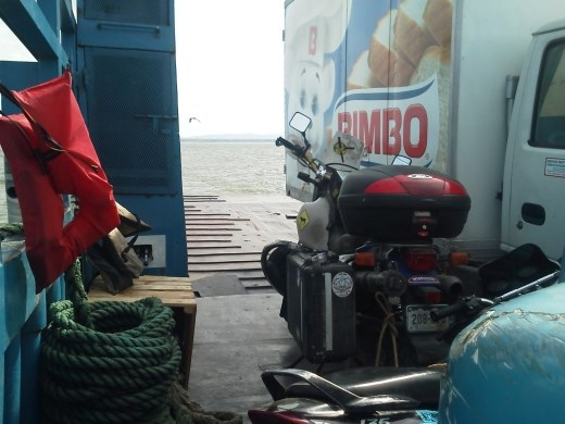 Ferry to Ometepe