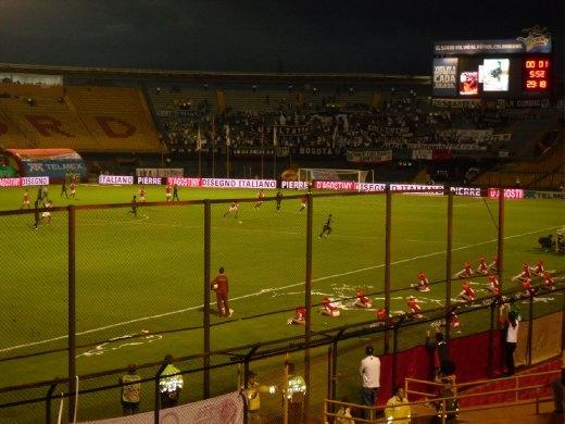 El Campin soccer stadium