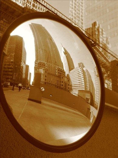 Reflections in the Mirror: Philadelphia - The City of Brotherly Love