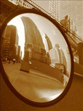 Reflections in the Mirror: Philadelphia - The City of Brotherly Love: by socart6, Views[160]