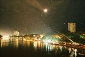 Loi Kratong Festival, Chaing Mai. Not the peaceful event many expect, more a firework war zone.: by solo_rhodes, Views[314]