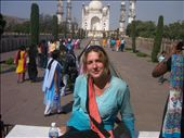 Almost Taj Mahal: by sophsossig, Views[305]