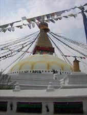 Boudha Stupa: by sophsossig, Views[178]