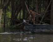 Like all children, the children of Kompong Phluk like to play.: by spencerdrake, Views[103]