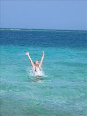 Holly expresses her teal ocean joy: by spencerhoneyman, Views[208]