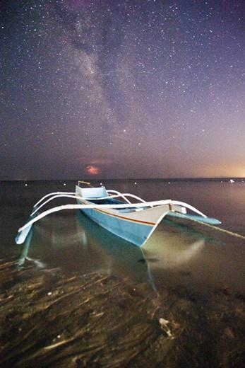 Star Gazing at Santiago Beach, Camotes