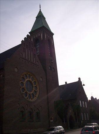 Swedish church in Copenhagen