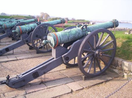 one of the oldest working cannons in europe