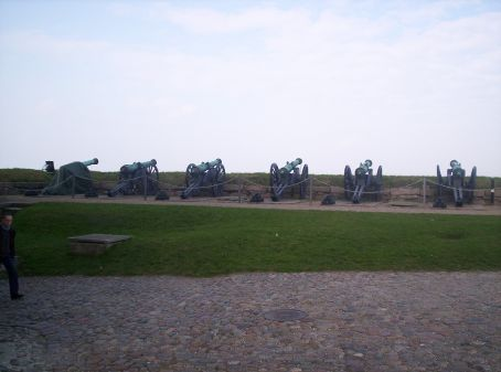 cannons from the 1700s that still work