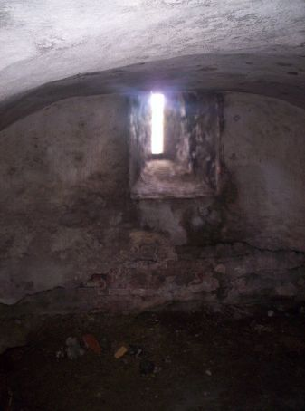 when in the casements you think your underground as there are so few windows to keep it defendable but this shows the truth