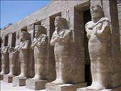 Great kings of old, Karnak Temple.: by sstolper, Views[715]