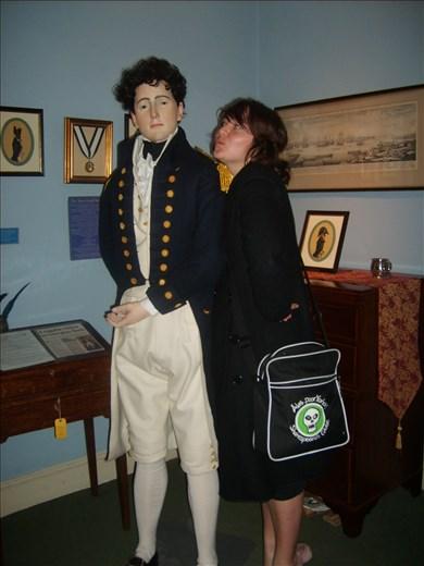 Frances Austen and I