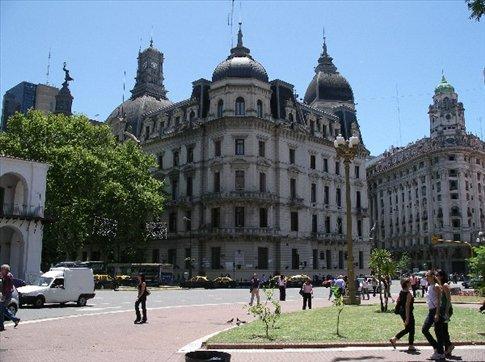 mein erstes Foto in Argentinien
