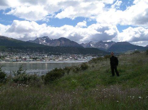 Ich bin am Ende (der Welt) / Ushuaia