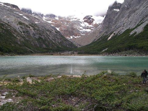 Laguna Esmeralda / Ushuaia