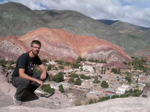 der 7-farbige Berg / Pumamarca
