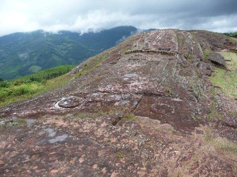 Die Inka Ruinen