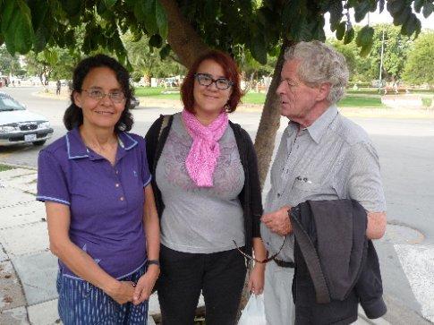 Famile Schwarz aus Cochabamba!!! Vielen Dank nochmal für Alles!