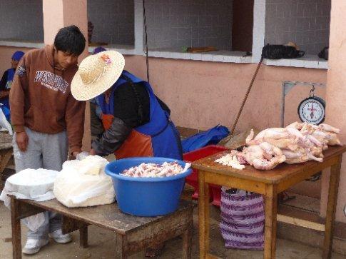 Markt / Tarabuco