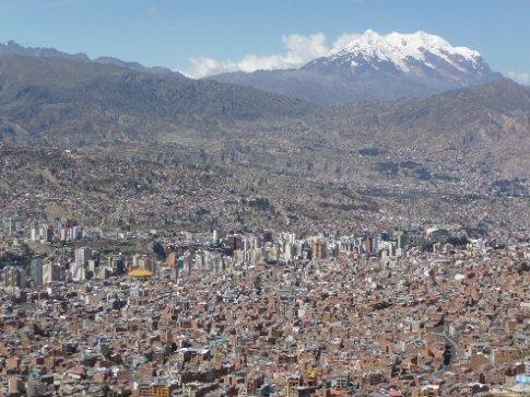 La Paz / Bolivien