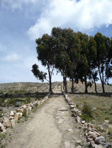 Wanderweg / Isla del Sol