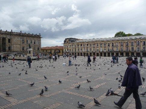 Plaza Bolivar / Bogotá