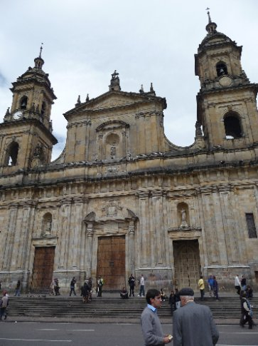 Kathedrale Bogotá
