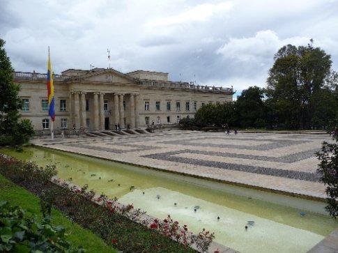 Präsidentenpalast / Bogotá