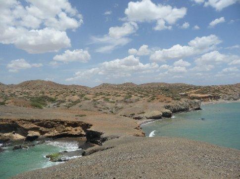 Wüste trifft Meer