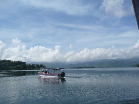 Schiffahrt nach Monteverde