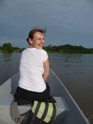 eine Bootsfahrt die ist lustig....
