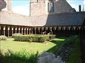 Kreuzgang des Klosters: by steffi, Views[171]