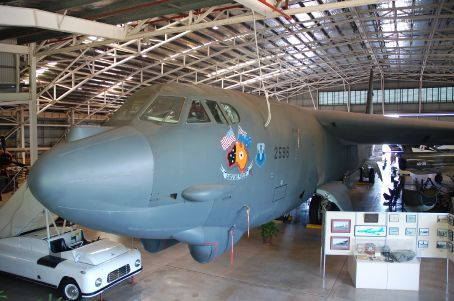 The mighty B-52
