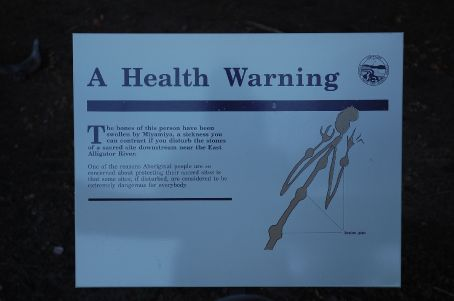 Explanations of the warning