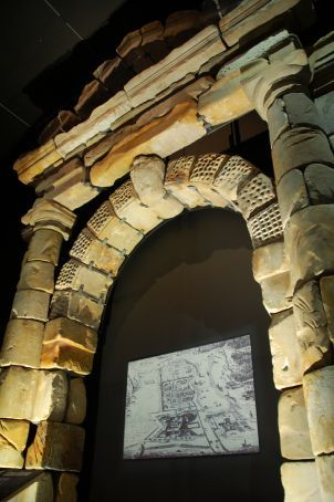 The Arch recovered from the wreck of the Batavia