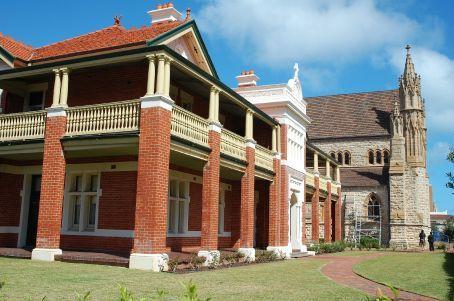 Architecture mix in Fremantle
