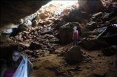 Tourist take photographs at the entrance of a cave in Chapada Diamantina.: by stephaniefoden, Views[141]