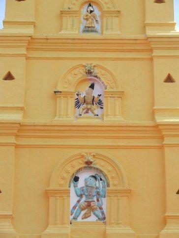 Hindu temple Melacca.